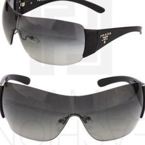 Coming Soon Prada Black Glasses  SPR22M
